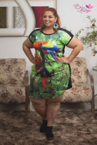 Vestido Arara Plus Size