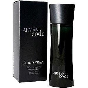 Perfume Masculino Armani Code, Eau de Toilette, 125ml 100% Original