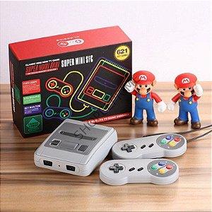 Video Game Retro console super clássico 8 bits família com 660 jogos embutidos