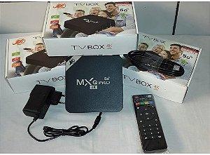 TV Box MXQ 4k TV Android 10.0 4GB/64GB