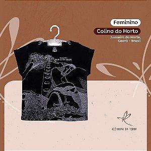CAMISA - GEOSSITIO COLINA DO HORTO
