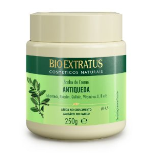 Banho de Creme Antiqueda Jaborandi 250g Bio Extratus