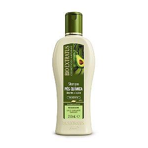 Shampoo Pós Química 250ml Bio Extratus