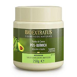 Banho de Creme Pós Química 250g Bio Extratus