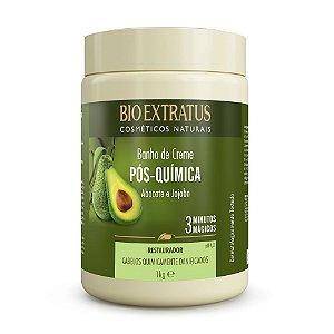 Banho de Creme Pós Química 1K Bio Extratus