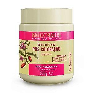 Banho de Creme Pós Coloração 500g Bio Extratus