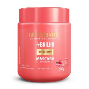 Máscara Mais Brilho 500g Bio Extratus
