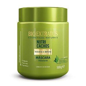Máscara Nutri Cachos 500g Bio Extratus