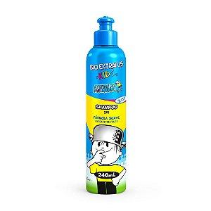 Shampoo Kids 2X1 240ml Bio Extratus
