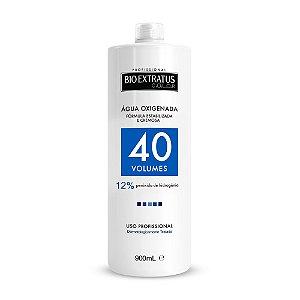 Água Oxigenada 40 Volumes 900ml Bio Extratus