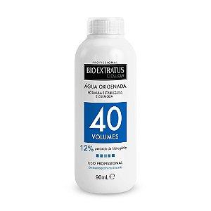 Água Oxigenada 40 Volumes 90ml Bio Extratus