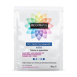 Pó Descolorante Bio Extratus Azul 50 gr