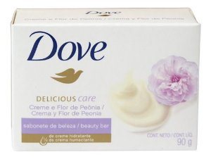 Sabonete Em Barra Dove 90g Flor de Peonia