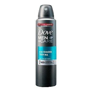 Desodorante Dove Aerosol Men Care 150ml Cuidado Total