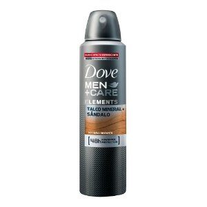 Desodorante Dove Aerosol Men Care 150ml Sândalo