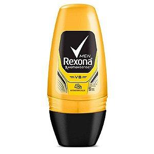 Desodorante Rexona Rollon 50ml Masculino V8