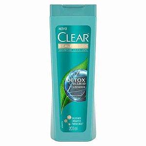 Shampoo Clear Detox Diário 200ml