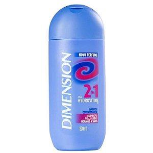 Shampoo Dimension 2X1 Secos 200ml