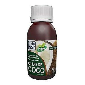 Óleo Para Cabelo Coco 60ml Natuhair