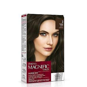 Magnific Color Kit 3 Castanho Escuro Amend