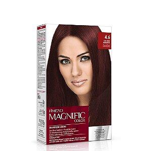 Magnific Color Kit 4.6 Castanho Borgonha Amend