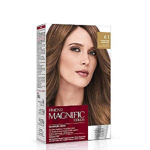 Magnific Color Kit 6.1 Louro Escuro Acinzentado Amend