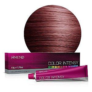 Coloração 4.66 Castanho Médio Vermelho Intenso Color Intensy 50g Amend