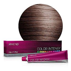 Coloração 5.0 Castanho Claro Color Intensy 50g Amend