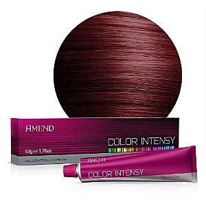 Coloração 5.66 Castanho Claro Vermelho Intenso Color Intensy 50g Amend