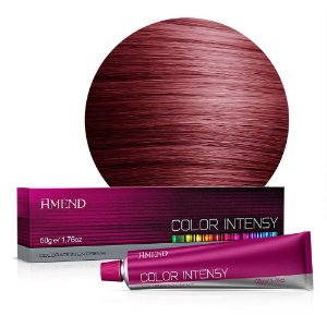Coloração 66.46 Louro Escuro Cobre Avermelhado Color Intensy 50g Amend