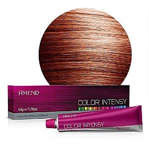 Coloração 7.43 Louro Médio Acobreado Dourado Color Intensy 50g Amend