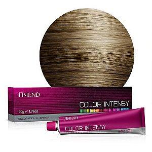 Coloração 8.3 Louro Claro Dourado Color Intensy 50g Amend