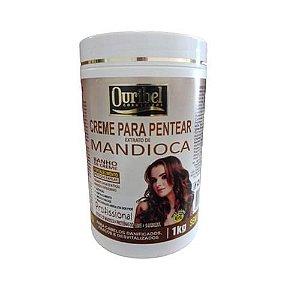 Creme Pentear Mandioca 1 KG Ouribel