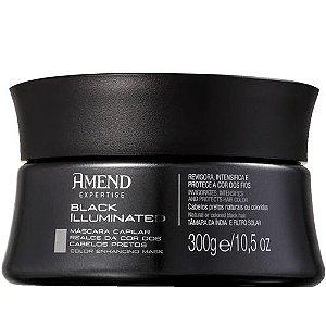 Máscara Black Illuminated 300g Amend