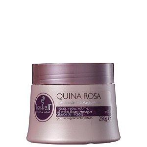 Máscara Quina Rosa 250g Haskell