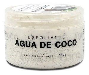 Esfoliante de Água de Coco Corpo e Rosto 330g Labotrat