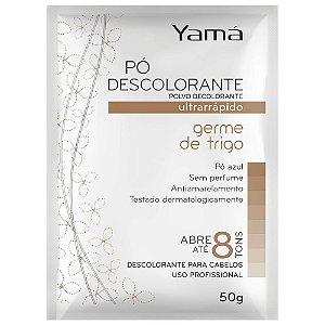 Yama Pó Descolorante 50gr Germe de Trigo
