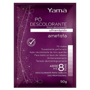 Yama Pó Descolorante 50gr Ametista