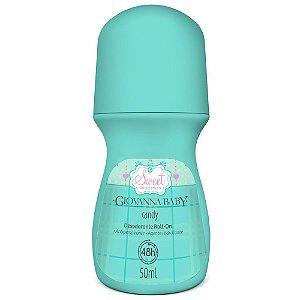 Giovanna Baby Desodorante Roll On Candy 50ml