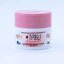 Desodorante Creme Tabu Romance 55g
