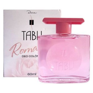 Deo Colonia Feminina Tabu Romance 60ml