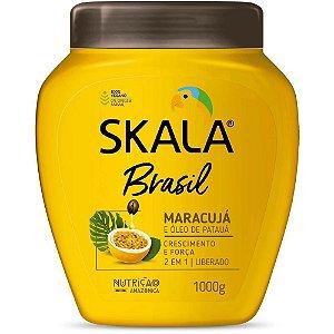 Creme Skala Brasil Maracujá e Óleo de Patauá 1kg