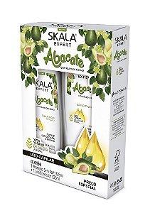 Kit Shampoo e Condicionador Skala 325ml Abacate