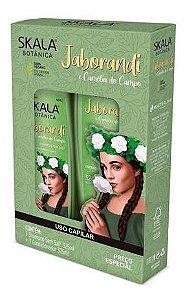 Kit Shampoo e Condicionador Skala 325ml Jaborandi