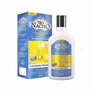 Condicionador Antiqueda Engrossador Tio Nacho 200ml