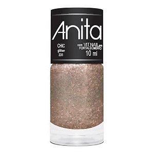 Esmalte Anita Glitter Chic 10ml