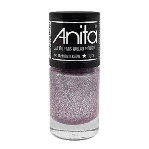 Esmalte Anita Quanto + Brilho Melhor Levanta o Astral 10ml