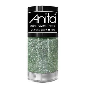 Esmalte Anita Quanto + Brilho Melhor Ou Brilha ou Surta 10ml