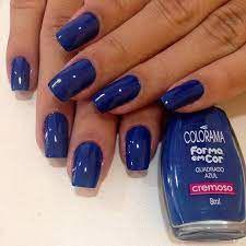 Esmalte Colorama Quadrado Azul 8ml