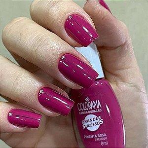 Esmalte Colorama Pimenta Rosa 8ml